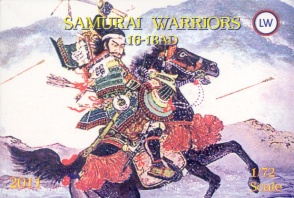 2011. SAMURAI WARRIORS.