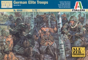 6068World War II German Elite Troops