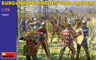 72001	Burgundian Knights and Archers