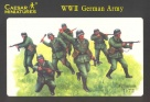 Set H037 WWII German Army
