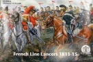 Waterloo 1815  - 054  French Line Lancers
